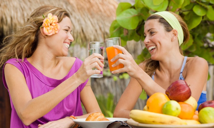 Create Total Wellness - Lake Forest: Nutrition Counseling with Optional Nutrition Assessment, or 10-Day Detox Plan at Create Total Wellness (Up to 75% Off)