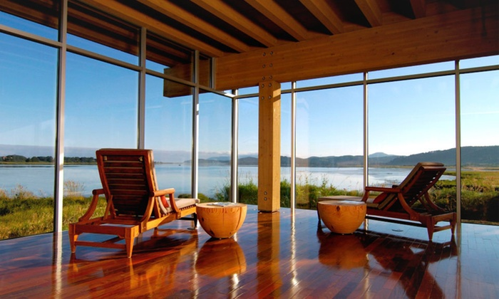 Salishan Spa & Golf Resort - Lincoln Beach: $112 for a One-Night Stay with Dining Credit at Salishan Spa & Golf Resort on the Oregon Coast (Up to $226 Value)