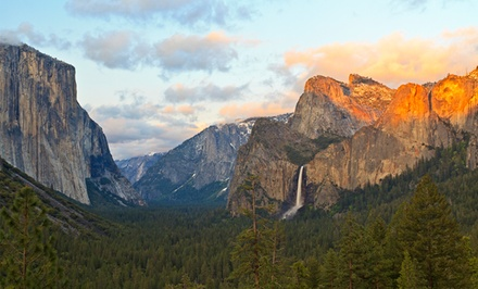 groupon daily deal - 2-Night Stay for Up to Four at Yosemite West Cottages in Yosemite National Park, CA. Combine Up to 4 Nights.