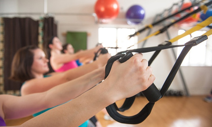 SYNCSTUDIO - SYNCStudio: 10 Fitness Classes or Two Weeks of Unlimited Fitness Classes at SYNCSTUDIO (Up to 85% Off)