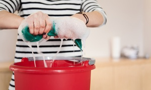 The Crystal Clear Choice: One, Two, or Three Two-Hour Home Cleaning Sessions from The Crystal Clear Choice (Up to 59% Off)
