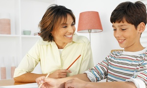 Best Brains Chicago: Four Weeks of Tutoring in Four Subjects for One or Two Students from Best Brains (Up to 82% Off)