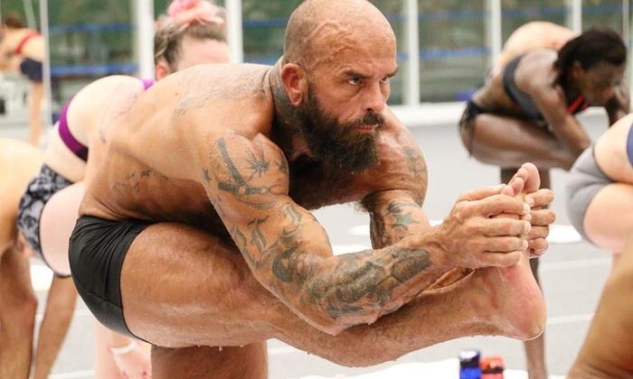 Danny d yoga