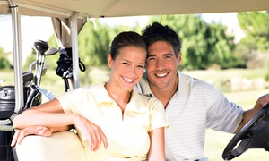 Paganica Golf Course: 18 Holes of Golf for Two or Four with Carts and Drinks at Paganica Golf Course (Up to 53% Off)