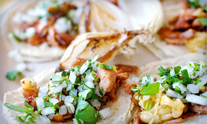 Arizona Taco Festival at Salt River Fields at Talking Stick - Salt River Fields at Talking Stick: Arizona Taco Festival at Salt River Fields at Talking Stick on October 20–21 (Up to 51% Off). Three Options Available.