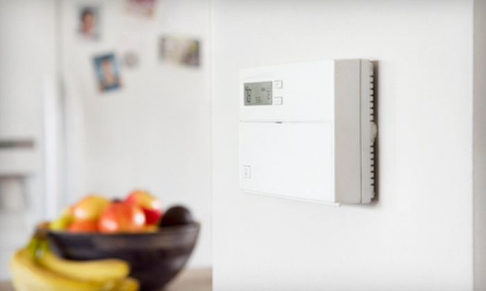 Sunray Services - Nesconset: $39 for Gas Heating-Unit Maintenance from Sunray Services ($90 Value)