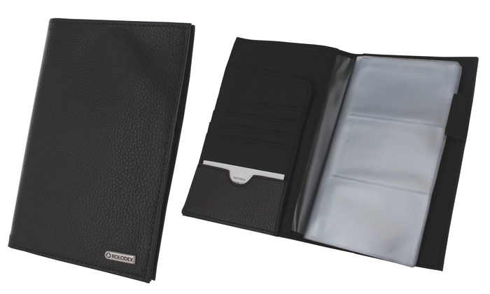 Rolodex Business Card Books Groupon Goods