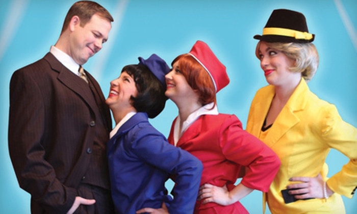 "Charleston Stage Presents ""Boeing-Boeing"" - French Quarter: Charleston Stage Presents ""Boeing-Boeing"" at Dock Street Theatre on March 8, 9, or 10 (Up to 52% Off)"