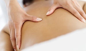 The Healing Body Massage: One or Two 60-Minute Therapeutic Massages at The Healing Body Massage (Up to 42% Off)