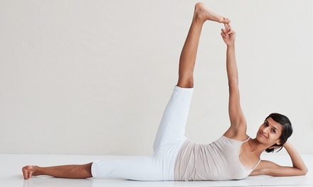 Yoga Classes at All Life is Yoga (Up to 68% Off)