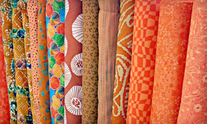 Olde Time Fabric Shop - Knoxville: $20 for $40 Worth of Fabric and Sewing Materials at Olde Time Fabric Shop