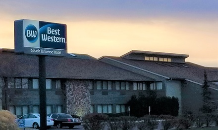 Stay at Best Western Dundee in Michigan with Daily Waterpark Passes, with Dates into December
