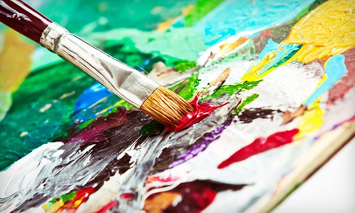 Art League of Jacksonville - Murray Hill: $29 for an Art Class and One-Year Membership from Art League of Jacksonville ($80 Value). Four Options Available.