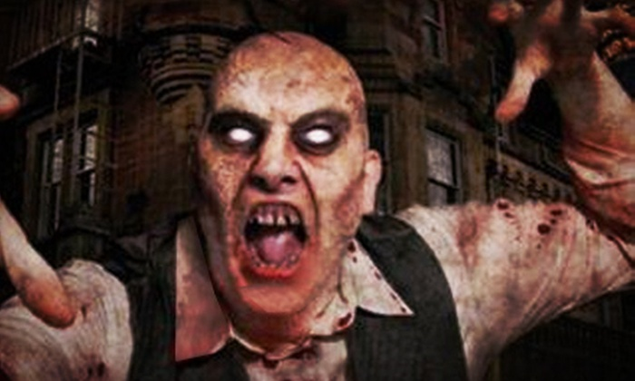 Powerhouse of Terror - New Toronto: Group Haunted-House Outings at Powerhouse of Terror (Up to 53% Off). Three Options Available.