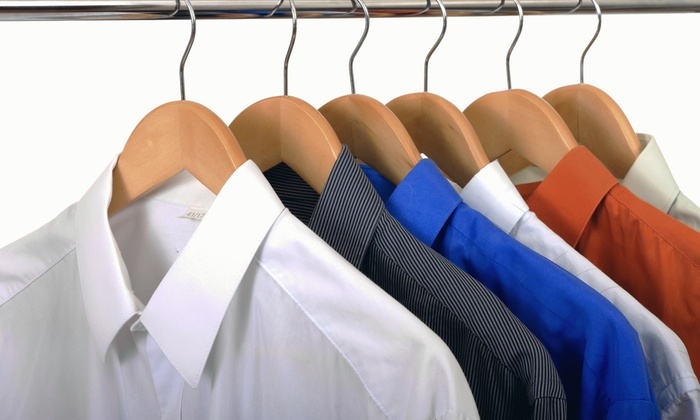 OneClick Cleaners - Los Angeles: Pickup & Delivery Dry-Cleaning & Laundry Services from OneClick Cleaners (Up to 52% Off). 2 Options Available.