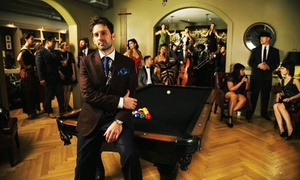 Scott Bradlee's Postmodern Jukebox: Scott Bradlee's Postmodern Jukebox on Friday, October 21, at 8 p.m.