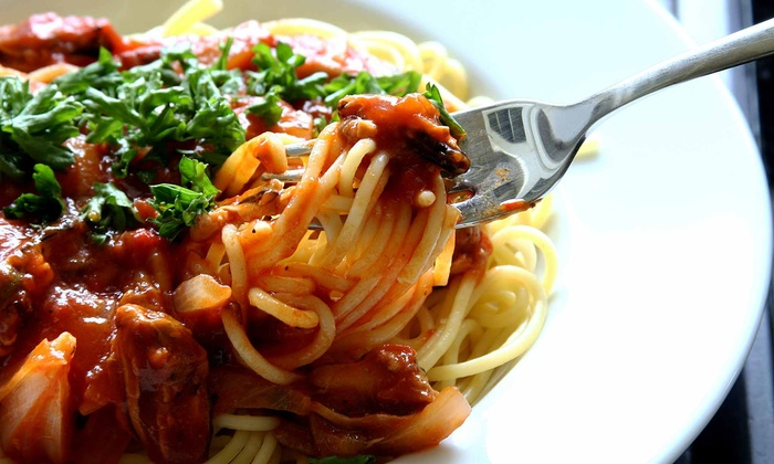 Vino E Pasta - Tampa: $12 for $24 Worth of Northern Italian Cuisine and Drinks at Vino E Pasta