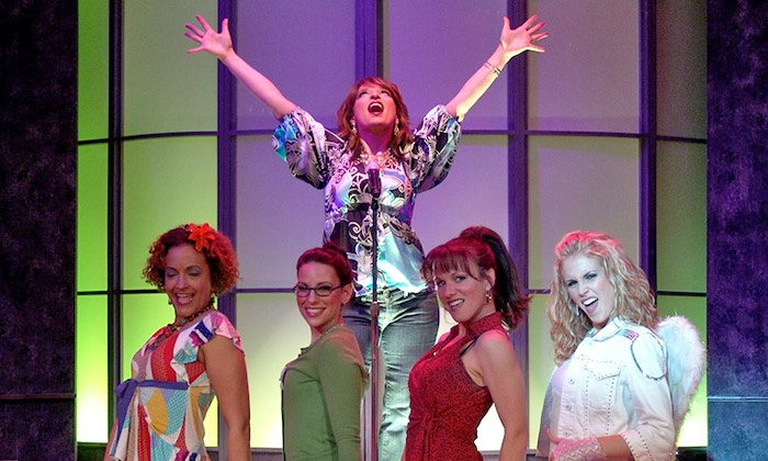 """Girls Night: The Musical"" - Centerstage Theatre: ""Girls Night: The Musical"" at Centerstage! Theatre on January 24–February 8 (Up to 30% Off)"