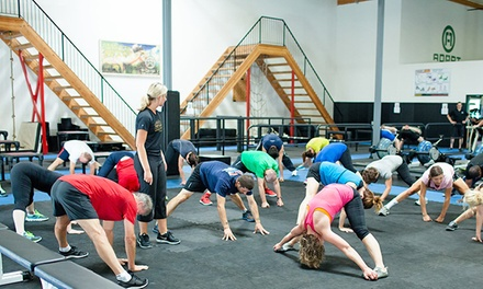 One- or Three-Month Membership with 30-Minute Evaluation at ADAPT Training (Up to 81% Off)