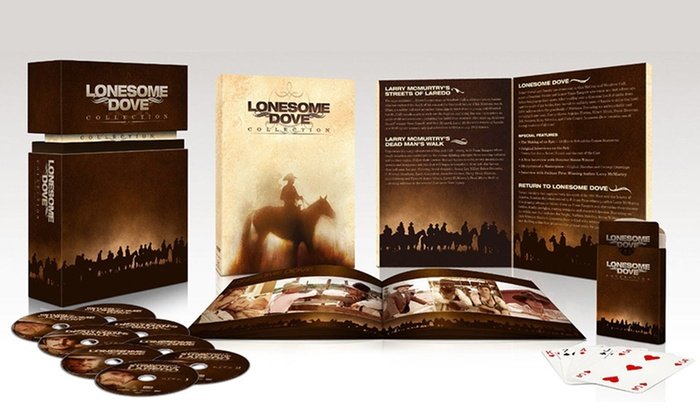 Lonesome Dove Collection Limited Edition DVD Box Set: Lonesome Dove Collection Limited Edition DVD Box Set. Free Shipping and Returns.