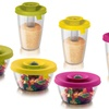 Set of Three PopSome Storage Containers