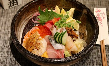 Up to 43% Off Japanese Fare at Sushi Hachi