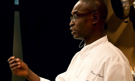 Cooking Workshop with Native West African Master Chef Pierre Thiam