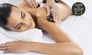 ES Spa Urbano: ES Spa Urbano – Santa Felicidade: míni day spa com 3 tipos de massagem para casal (opção com escalda-pés)