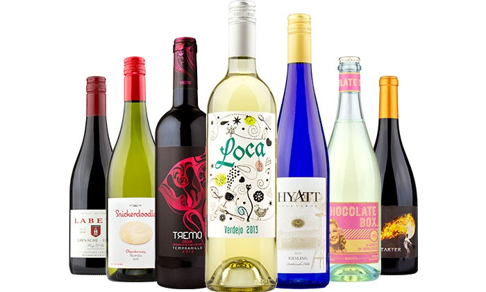 Barclays Wine: $25 for $75 Worth of International Wine from Barclays Wine