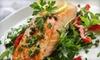 Half Off American Cuisine at Flora Restaurant