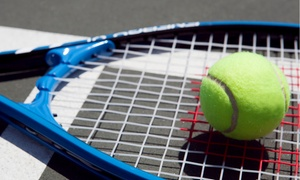 Cypress Tennis Academy: Five Drop-In Group Tennis Lessons or One Month of Unlimited Lessons at Cypress Tennis Academy (Up to 62% Off)