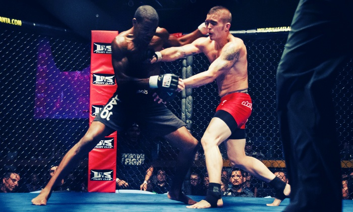 Wild Bill's Fight Night - Wild Bill's: National Fighting Championships: Fight Night #63 at Wild Bill's on Friday, March 14, at 8 p.m. (Up to 39% Off)