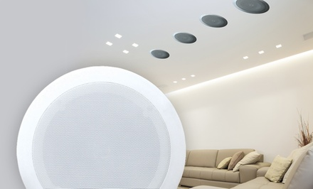 Pair of Pyle in-Ceiling Speakers