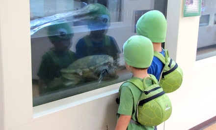 Reptile-Park Visit for Two Adults and Two Kids, Option for Guided Tour at Scales Nature Park (Up to 51% Off)