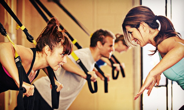 Namaste Personal Training and Emeryville Boot Camp - Multiple Locations: 20, 30, or 50 Boot-Camp Classes at Namaste Personal Training and Emeryville Boot Camp (Up to 83% Off)