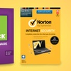 Norton Internet Security and H&R Block Deluxe + State 2013 Bundle