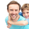 55% Off Father-Son Haircut or Shaving Package