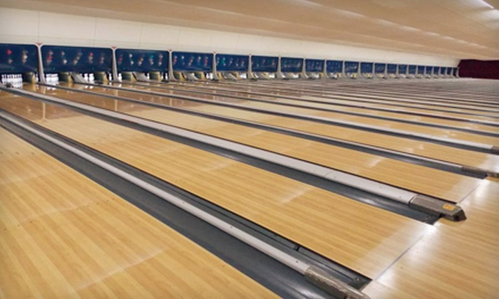 Buckeye Lanes - North Olmsted: Bowling Outing for Two or Up to Six with Shoe Rental at Buckeye Lanes (Up to 62% Off)