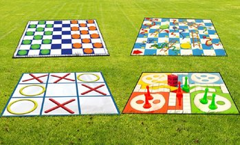 Giant Garden Board Games