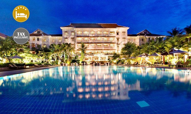 Siem Reap: 5-Star Resort 0