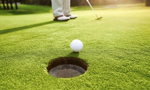 Mystic Oak: 18 Holes of Golf with Cart Rental for Two or Four at Mystic Oak (Up to 37% Off)