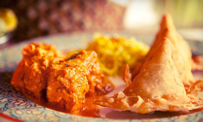 Saffron Place - West Hartford: Indian Food for Two or for Four or More at Saffron Place (Half Off)
