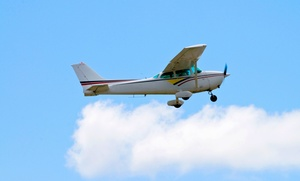 Riverside Flight Academy: Discovery Flight Experience or Three Hours of Flight Lessons at Riverside Flight Academy (Up to 48% Off)