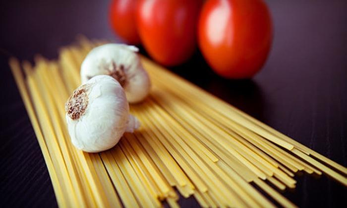 Fiore's IV Italian Restaurant - Plainville: $12 for $25 Worth of Italian Food at Fiore's IV Italian Restaurant