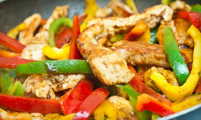 Perico's - Cape Coral: Tex-Mex Dinner Cuisine and Drinks at Perico's (Up to 55% Off). Two Options Available.