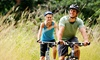 Riverside Outfitters - Richmond: Guided Weekend Mountain-Bike Trip for One or Two from Riverside Outfitters and Ride Kore (49% Off)
