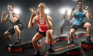 Pure Fitness: 10 or 20 Gym Visits or One Month of Unlimited Boot Camp Training at Pure Fitness (Up to 82% Off)