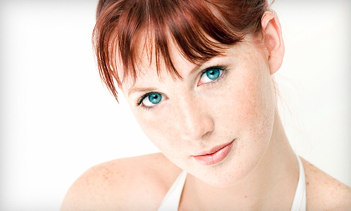Skin Essence - North Raleigh: Nonsurgical Face-Lift or Acne and Scar Treatment at Skin Essence (Up to 54% Off)