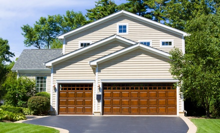 $49 for a Maintenance Package from Sears Garage Door Repair ($89 Value)