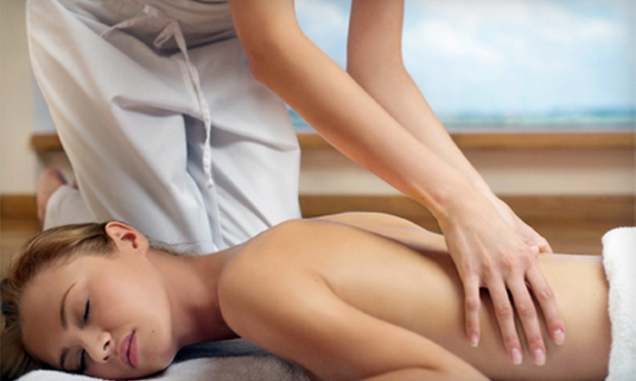 Hidden Tranquility - Omaha: $79 for a Spa Package with a Facial, Swedish Massage, and Shellac Manicure at Hidden Tranquility (Up to $160 Value)